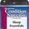 Swanson Vitamins - Sleep Essentials 60 Capsules