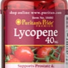 Puritan's Pride - Lycopene 40 mg 60 Softgels