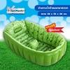 เขียว อ่างอาบน้ำเด็กนิรภัยแบบพกพา มีกันลื่น เนื้อหนา คุณภาพดีมาก แถม 1. ปั้มลมแบบเหยียบ 2. พลาสติกสำหรับซ่อมแซม า