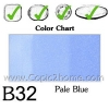 B32 - Pale Blue