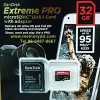 MicroSD Sandisk ExtremePro 32GB 95MB/s (633X)(SIS/Synnex)