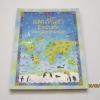 แผนที่โลกสำหรับเด็ก พาหนูน้อยสำรวจโลก Ruth Brocklehurst เขียน Linda Edwards ภาพ ศุภวัลย์ ตันวรรณรักษ์ แปล***สินค้าหมด***
