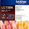 BROTHER INK CARTRIDGE LC-73BK สีดำ