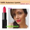 ลด35% เครื่องสำอาง NARS Audacious Lipstick สี GRACE ลิปนาร์สสูตรใหม่ limted SEMI - MATTE ให้ผลลัพธ์ที่แบบเรียบ-ติดทน-บำรุง-อวบอิ่ม