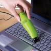 ที่ดูดฝุ่น USB  เสียบกับ USB ที่คอมพิวเตอร์ หรือ Notebook ไว้ดูดฝุ่นที่ Keyboard ค่ะ (คละสีค่ะ)  (ใช้สักพักเปิดออกเพื่อเอาฝุ่นออกจากเครื่องด้วยนะคะ)