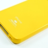 Case iphone 4/4s Mercury YELLOW