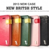 Fip Cover iPhone 5 Bristish Style