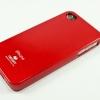 Case iphone 4/4s Mercury RED