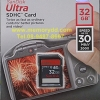 SD Sandisk Ultra 32GB 30MB/s (200X)