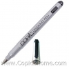 Drawing Pen F02 (Black) 0.2 mm.