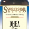 Swanson Vitamins - DHEA 50 mg 120 Capsules