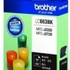 BROTHER INK CARTRIDGE LC-663BK สีดำ