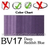 BV17 - Deep Reddish Blue