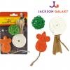 ของเล่นวัสดุธรรมชาติ ชุด 3 ชิ้น The Jackson Galaxy