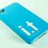 Case iphone 4/4s BLUE I.T