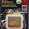 CF Sandisk Extreme 16GB 120MB/s (800X) (SIS/Synnex)