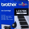 BROTHER INK CARTRIDGE LC-57BK สีดำ