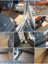 ยางปูพื้นรถยนต์ CAMRY ลายกระดุม