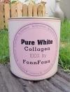 Pure white collagen by fonnfonn