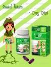 วันเดย์ไดเอท 60เม็ด (1 Day Diet 60Caps.)