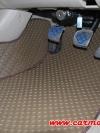 พรมปูพื้นรถยนต์ VIGO 4 ประตู ลายกระดุม เต็มคัน