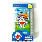 Doraemon Hard Case for iphone4/4s เคสแข็งแบบด้านลายโดเรมอน