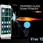 ฟิล์มกระจกนิรภัย Tempered Glass สำหรับ Vivo Y35