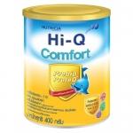 นมผง Dumex Hi-Q Comfort 400 g. นมผงไฮคิว คอมฟอร์ด (6 กระป๋อง)
