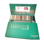 Lifeford illusion2 eyeshadow อิลลูชั่น วิน อายแชโดว์