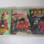 AKIRA ชุด เล่ม 1-3 ( 6 เล่มจบ ) Otomo Kattsuhiro เขียน