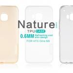 เคสยางนิ่ม บางเฉียบ HTC One M9 ยี่ห้อ Nillkin Nature TPU Case