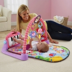 Pink : Fisher-Price Discover 'n Grow Kick and Play Piano Gym (มีคลิปวีดีโอนะคะ เด็ก ๆ ชอบมากค่ะ)