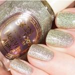 Skinfood Nail Vita Alpha Sparkling Wine #AGL13 Silver