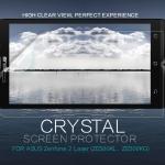 ฟิล์มใส ลดรอยนิ้วมือ Asus Zenfone 2 Laser (ZE500KL) เกรดพรีเมี่ยม ยี่ห้อ Nillkin Crystal Clear