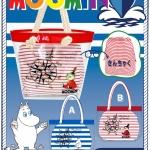 เร็วๆนี้ค่ะ Moomin transparent beach bag 2 ชั้น