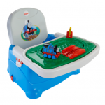 เก้าอี้ทานข้าวเด็ก Fisher Price - Thomas & Friends - Thomas Tray Play Booster Seat