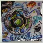 เบย์เบลด Beyblade ZERO G BBG 10 Guardian Reviser 160SB
