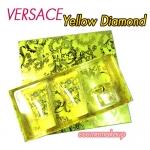 น้ำหอม VERSACE Yellow Diamond MINI Giftset 3 ชิ้น น้ำหอมแบบหรูๆแต่สดชื่นสำหรับผู้หญิง หอมแบบหรูๆแต่สดชื่น