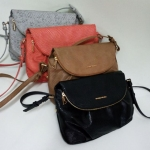 (Pre-order) New MNG double compartment cross body bag