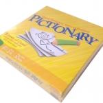 พิกชันนารี(pictionary)เกมวาดภาพฝึกภาษา