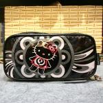 กระเป๋าเครื่องสำอางค์ Hello Kitty Mac ลิขสิทธิ์แท้พร้อมtag สวยมากๆค่ะ