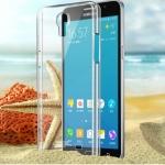 เคสแข็งสีใส Samsung Mega 2 ยี่ห้อ IMAK Air Crystal II