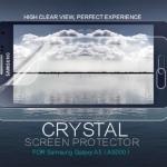 ฟิล์มกันรอย ชนิดลดรอยนิ้วมือ เกรดพรีเมี่ยม Samsung Galaxy A5 ยี่ห้อ NILLKIN