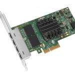 Intel I340-T4 Gigabit Quad Port Server
