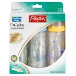 ขวดนม Playtex Drop-ins 8-10oz ราคาขวดละ 330 บาท BPA free and Anti-colic