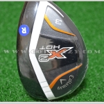 NEW CALLAWAY X2 HOT 19* 3 HYBRID BLUE 60R FLEX R