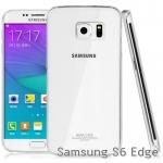 เคสแข็งสีใส Samsung S6 Edge ยี่ห้อ IMAK Air Crystal II