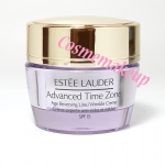 Estee Lauder Advanced Time Zone Age Reversing Line/Wrinkle Creme SPF 15 15ml. (ขนาดทดลอง) ครีมบำรุงผิวหน้าสำหรับกลางวัน