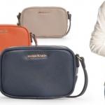 (Preorder พฤศจิกายน 57) MNG super mini saffiano crossbody/ messenger bag