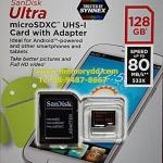 MicroSD Sandisk Ultra 128GB 80MB/s (533X)(SIS/Synnex)